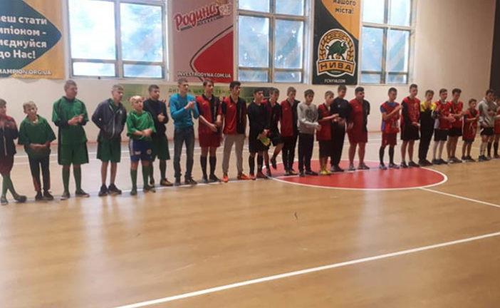 У Тернополі провели Відкритий Кубок з міні – футболу серед спеціальних навчальних закладів