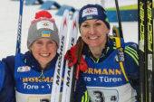 Тернополянки Олена Підгрушна та Анастасія Меркушина розпочинають біатлонний сезон в норвезькому Шушені