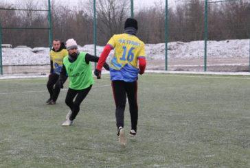 На Гусятинщині розпочалася відкрита першість району з міні-футболу