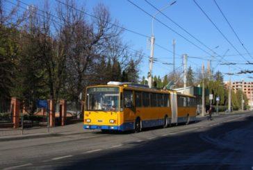 У Тернополі почав перевозити пасажирів ще один чеський тролейбус (ФОТО)