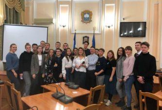 У Тернополі обрали нового Молодіжного міського голову