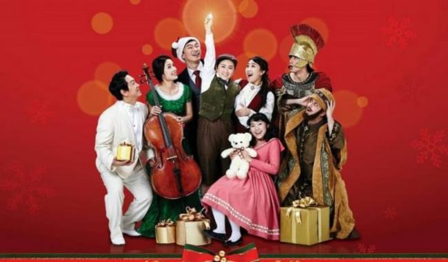 Тернополян запрошують переглянути виставу «Щасливі разом» на підтримку сімейних цінностей