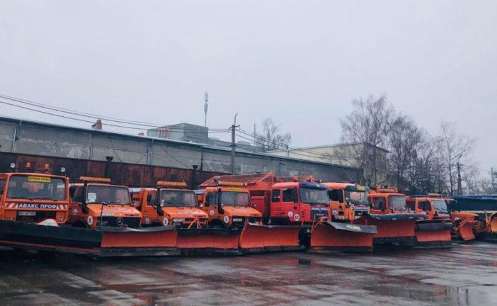 Чи готові комунальники Тернополя до зими та хто відповідальний за прибирання снігу?