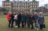 На семінар – у замок: вчителі історії з Лановеччини організували продуктивну мандрівку найвідомішими замками Львівщини (ФОТО)