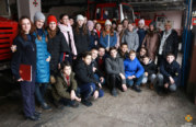 Тернопільські рятувальники провели для школярів «День відкритих дверей» (ФОТО)