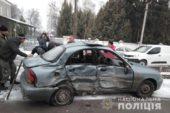 У ДТП на Тернопільщині травмувалися учень автошколи та інструктор (ФОТО, ВІДЕО)