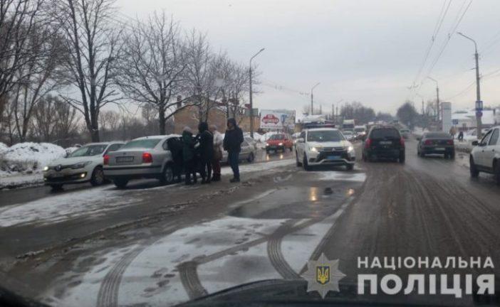 Чергова смертельна ДТП у Тернополі: під колесами іномарки загинула жінка