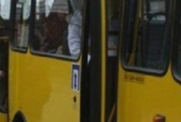 З маршрутного таксі в Тернополі випав пасажир