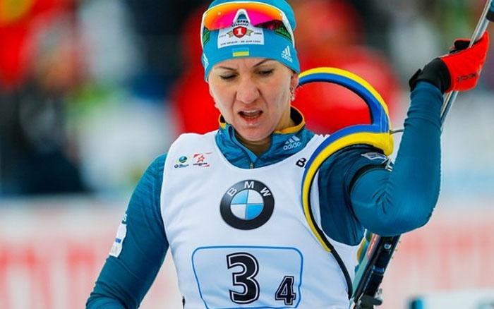 Тернополянка Олена Підгрушна фінішувала восьмою у пасьюті Кубка IBU