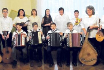 Музичні візерунки з Ланівців (ФОТО)