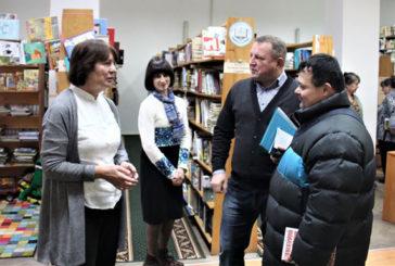 У тернопільській книгозбірні організували зустріч «Наперекір долі» (ФОТО)