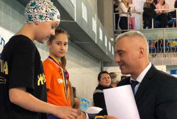 У Тернополі провели Відкритий чемпіонат міста з плавання