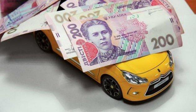 На Тернопільщині власники авто сплатили майже 3,5 млнгрн транспортного податку
