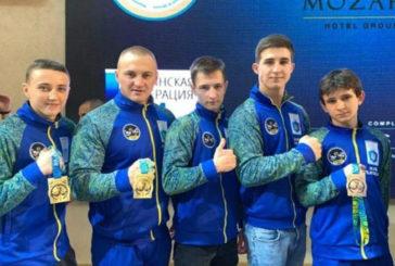 Три представники Тернопільщини привезли нагороди з Кубка України з армрестлінгу