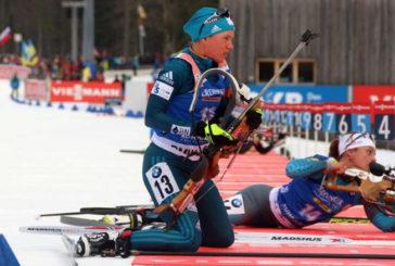 Тернополянка Анастасія Меркушина сьогодні проведе індивідуальну гонку в Естерсунді