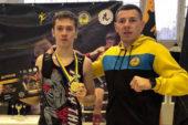 """Тернопільський боксер привіз """"золото"""" із столиці"""