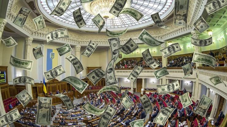 Скільки українцям «коштує» один нардеп? Мільйони…