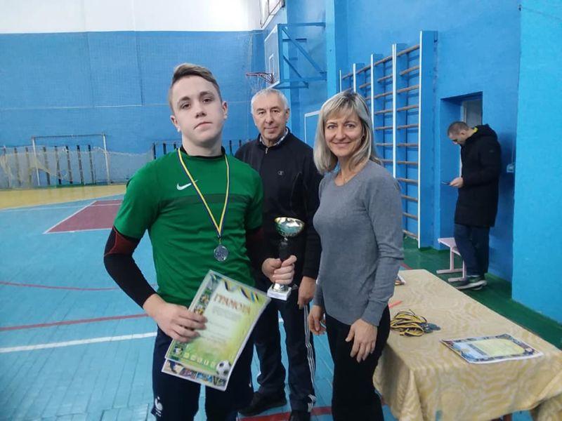 Спортивні ігри школярів Тернопільщини з футзалу виграла команда з Теребовлі