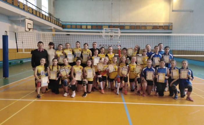 У Тернополі відбулась відкрита першість обласної ДЮСШ з волейболу серед дівчат
