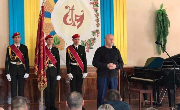 Урочистості з нагоди Дня Збройних сил України – у Збаражі (ФОТО)
