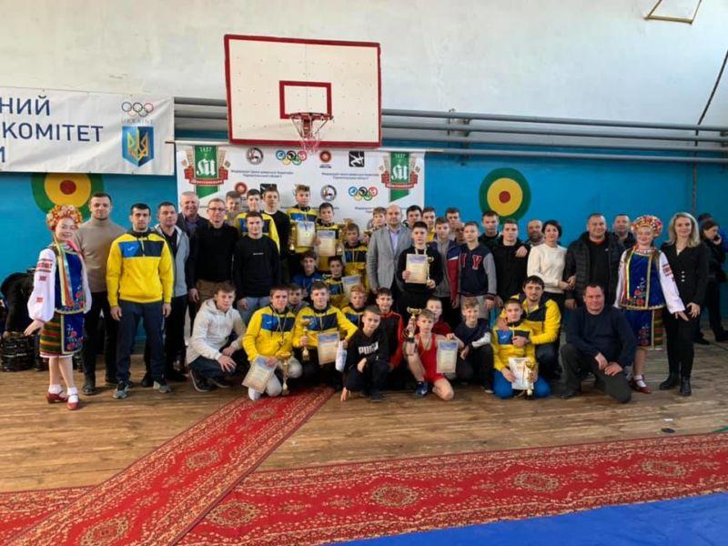 На Міжнародному турнірі з греко-римської боротьби медалі здобули 14 тернопільських спортсменів