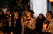 Вифлеємський вогонь миру мандрує Шумщиною (ФОТОРЕПОРТАЖ)
