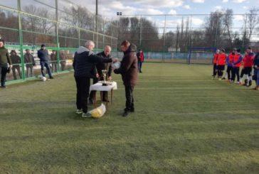 У Теребовлі на Тернопільщині завершився традиційний турнір з міні-футболу, присвячений Дню Святого Миколая