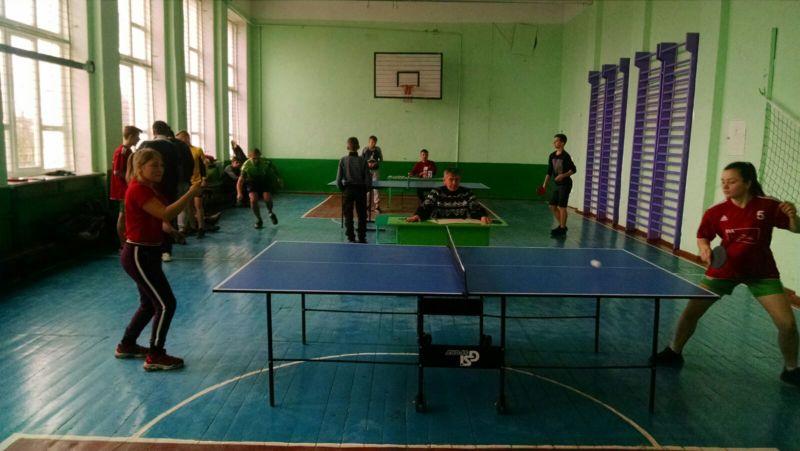 Відбулась першість Шумської громади з настільного тенісу: хто переміг (ФОТО)