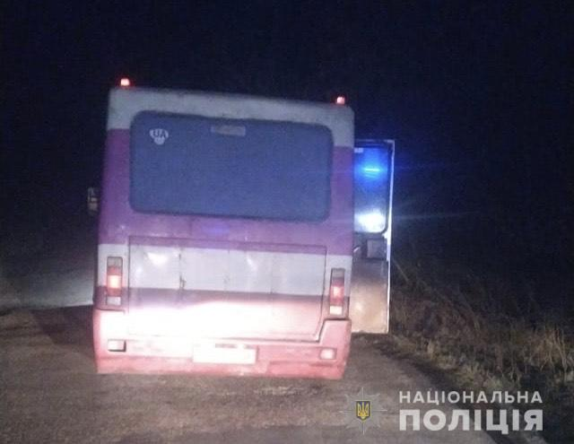 На Тернопільщині з рейсового автобуса випали два підлітки