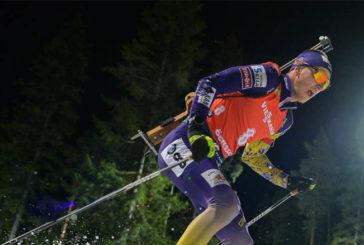 Тернополянин Дмитро Підручний – шостий у естафетній гонці