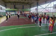 У Шумську відбулися спортивні естафети серед школярів, присвячені Дню Святого Миколая (ФОТО)