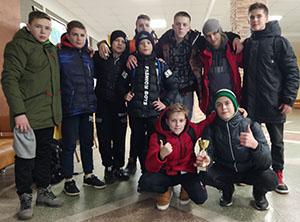 Юний тернопільський дзюдоїст Денис Фік – бронзовий призер Всеукраїнського турніру ДЮСШ «Іппон» у Києві