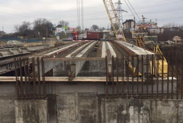 13 грудня рух транспорту через Гаївський міст у Тернополі не припинятимуть