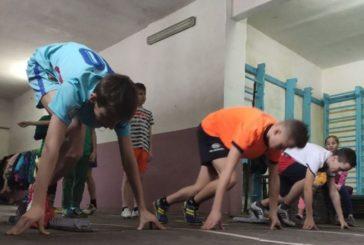 У Тернополі змагались наймолодші легкоатлети