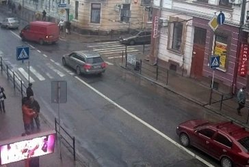 У Тернополі переносять пішохідні переходи аби зменшити аварійність