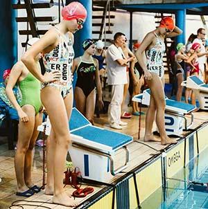 Тернополяни вибороли п'ять медалей на юнацькому чемпіонаті України з плавання