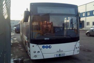 Тернопіль закупив 20 нових низькопідлогових автобусів, білоруського виробництва