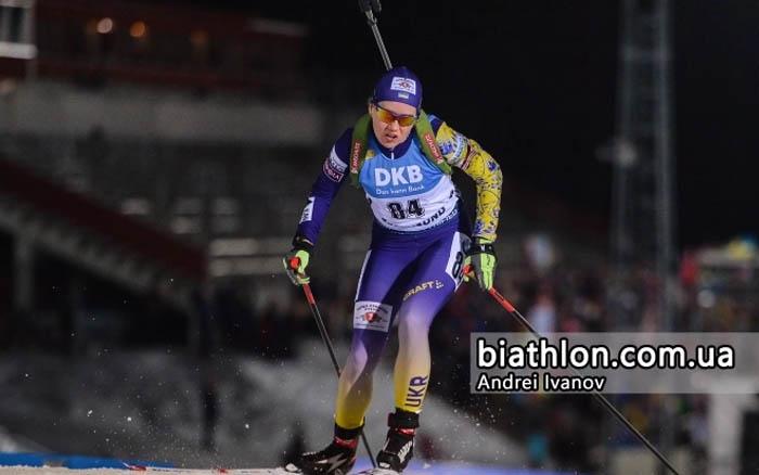 Тернополянка Анастасія Меркушина у складі естафетної гонки посіла дев'яте місце у Швеції