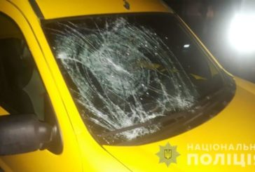 На Тернопільщині п'яний водій збив п'яного перехожого та втік