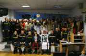 Різдвяний вертеп – від тернопільських рятувальників (ФОТО)