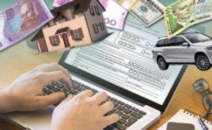 Торік понад 13000 жителів Тернопільщини задекларували доходи: 49 осіб заявили про мільйонні статки
