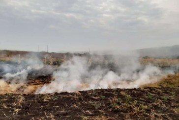 На Теребовлянщині горіли необліковані поклади торфу