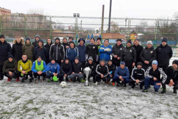 На Тернопільщині відбувся традиційний турнір з футболу серед випускників Теребовлянської ДЮСШ