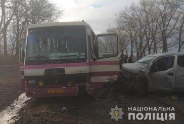 На Тернопільщині потрапив в ДТП рейсовий автобус