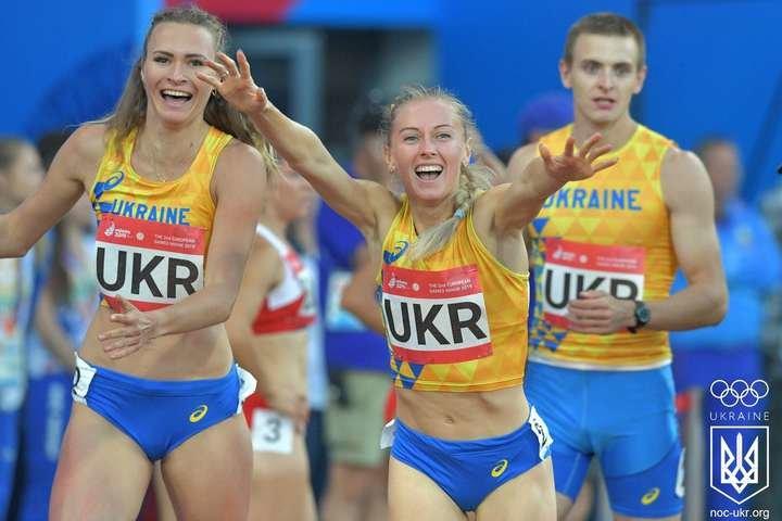 Спортивна слава України