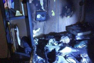 Пожежа у багатоповерхівці Тернополя: врятовано 76-річну жінку (ФОТО)