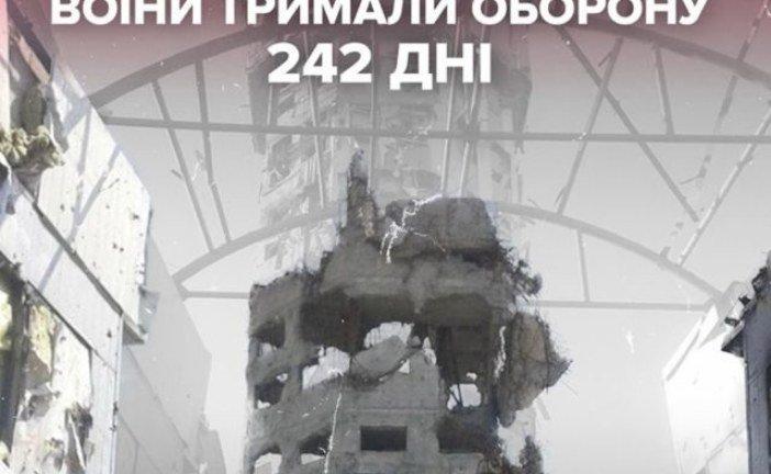 """Вони вистояли — не витримав бетон: в Україні вшановують пам'ять """"кіборгів"""""""