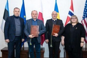 Науковці Вармінсько-Мазурського університету в Ольштині (Польща) – надійні партнери ТНЕУ (ФОТО)