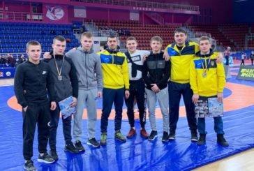 Студенти ТНЕУ - призери XXV міжнародного турніру з греко-римської боротьби пам'яті Євгенія Трухіна (ФОТО)