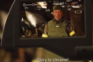 """Голлівудські зірки """"знялися"""" в ролику на підтримку України"""